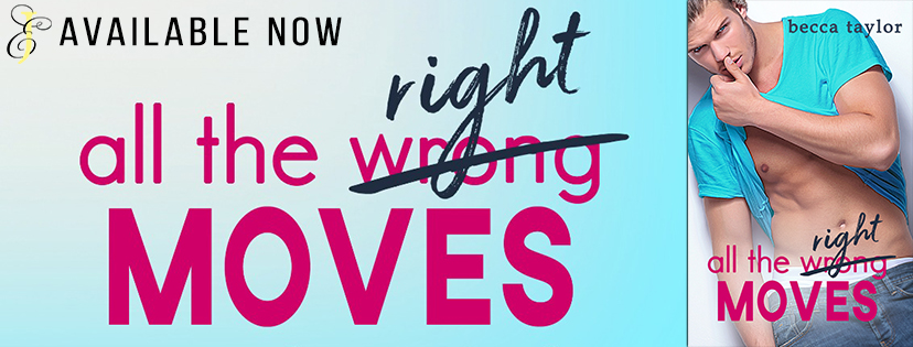 All The Right Moves Banner