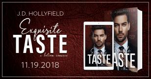 Exquisite Taste Release Date Graphic