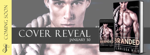 branded_clarissa wild_cover reveal banner