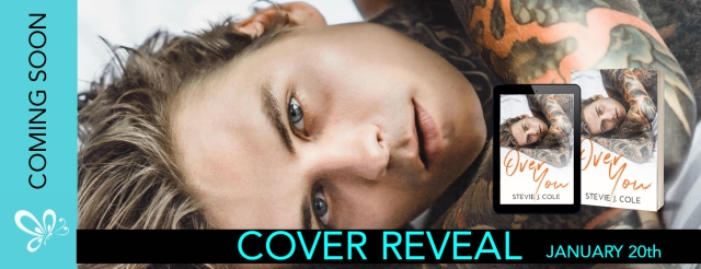 cover reveal banner over you