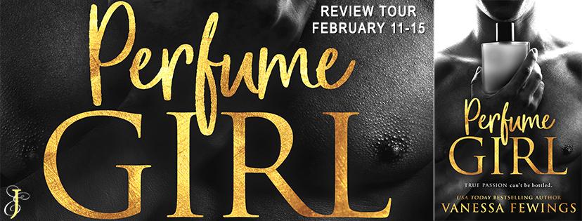 Perfume Girl Banner