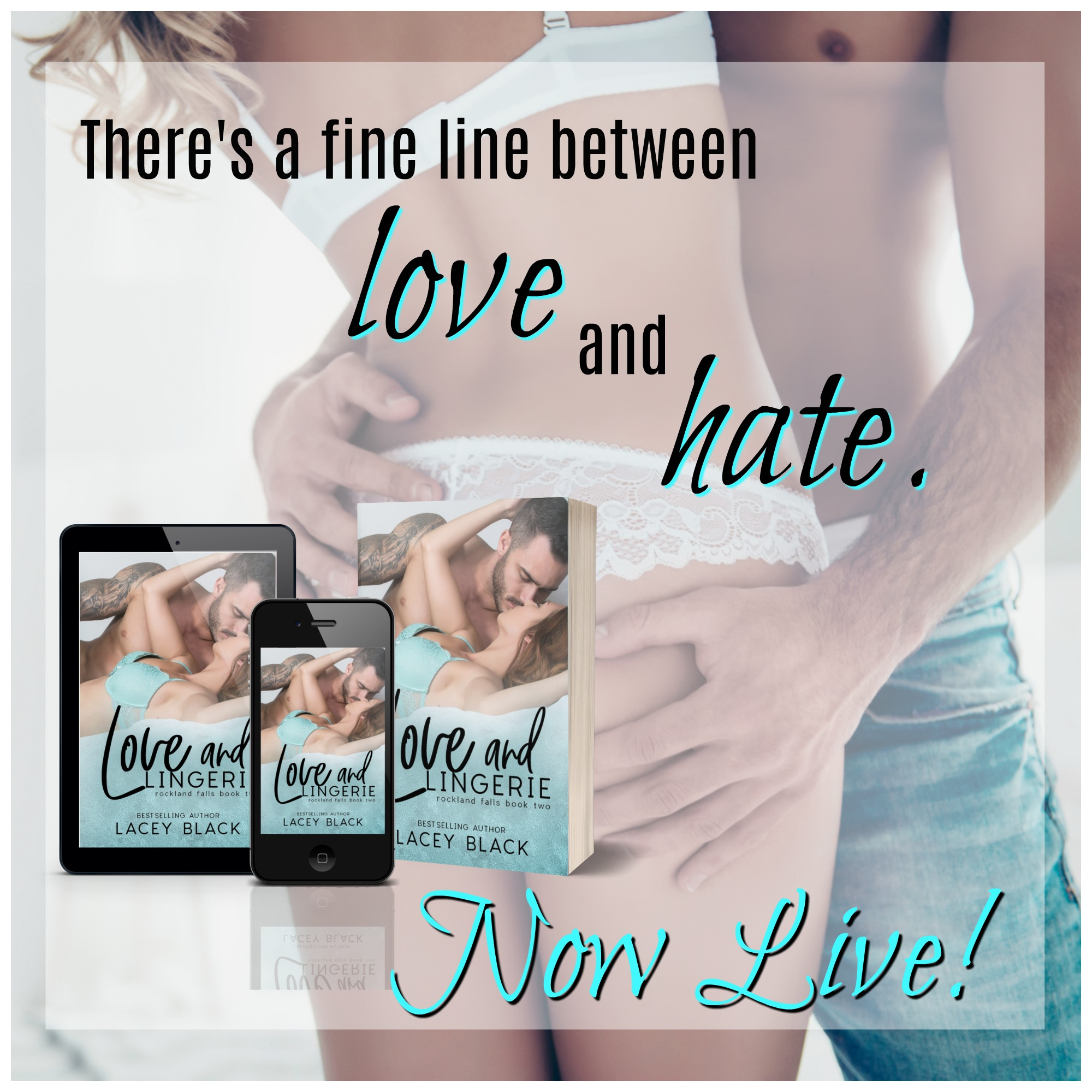 Lingerie_LoveAndHate_now live